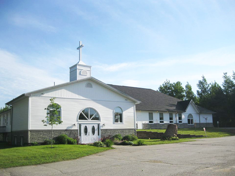 South Shore Church | Callander, Ontario